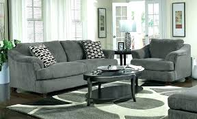 living room ideas with grey sofa design couch decor gray light leather curtain black and rug dark sectional roo