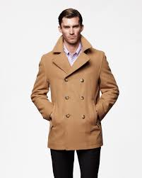 mens pea coat in trends for a fresh change