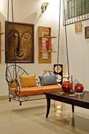 wrought iron indoor furniture. wrought iron swing chair vik8 indoor furniture