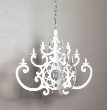 acrylic chandelier nursery mobile