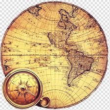 Mappe Monde World Map Old World Nautical Chart Early World