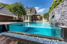 basement pool glass. Wonderful Basement Glass Above Ground Pool And Basement