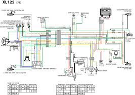 wiring diagram of motorcycle honda xrm 125 wiring diagram Xrm Rs 125 Wiring Diagram honda cg 125 wiring diagram printable diagrams honda xrm rs 125 electrical wiring diagram