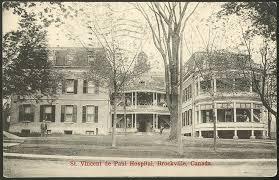 St. Vincent de Paul Hospital, Brockville, Canada. : Digital Archive :  Toronto Public Library