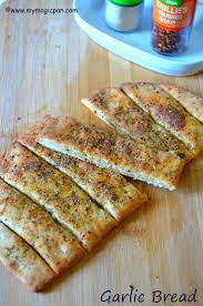 Garlic Bread Dominos Style Garlic Bread