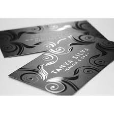 Soft Touch Laminated Business Cards With Spot Uv Printing Frog