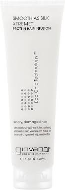 Giovanni Hair Care Products <b>Smooth As Silk Xtreme</b> Protein Hair ...