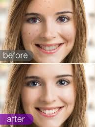 visage beauty selfie cam plus 4 photo face tune makeup editor