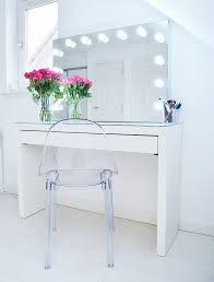 charming makeup table mirror lights. Charming Glass Vanity Table IKEA With Makeup Storage Ideas Ikea Malm Mirror Lights E