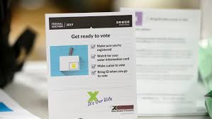 How To Make Ballots On Microsoft Word Your Guide To Voting In The 2019 Federal Election Ctv News