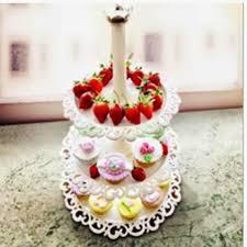 Cupcake Tier Cake Stand Tempat Kue Puding Cup Tingkat Arniss