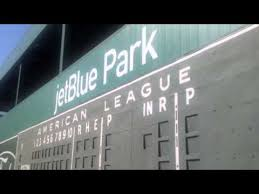 Check Out The Green Monster At Jetblue Park