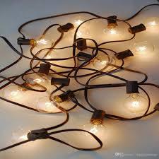 Industrial String Lights 2019 220v 240v 25ft 7 6m G40 E14 Industrial Lamp Globe Lights String Outdoor String Lights Romantic Lights Outdoor Lights Globe Lights From
