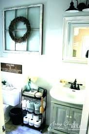 cottage bathroom mirror ideas. Farmhouse Bathroom Mirror Ideas Decor Coastal Bath Reveal Seaside Themed Farmhou . Cottage