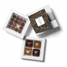 Solid and filled French gourmet chocolates - RICHART Chocolate