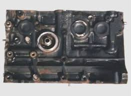 The 4A-GE Engine Block