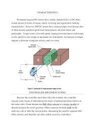 permanent magnet dc motors maintenance operation 19 characteristics permanent magnet dc motors