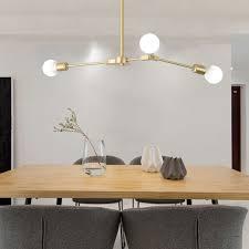 bar pendant light gold chandelier lighting kitchen lamp modern ceiling lights