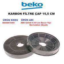 Beko Ade 62540 S 60 Cm Karbon Filtre Duvar Tipi Davlumbaz Fiyatları ve  Özellikleri