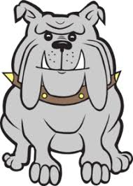 cute bulldog clipart. Delighful Bulldog Bulldog Clipart Happy Gray Clip Art In Cute Clipart
