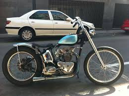 the custom sickles diaries for sale triumph 1954 bobber