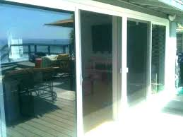 sliding glass door repair sliding glass door glass replacement cost replace patio