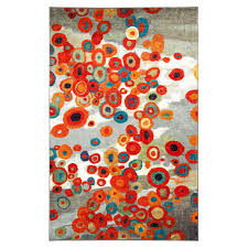 photo gallery of the multi color area rugs