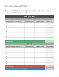 Event Budget Sample 12 Event Budget Proposal Template Pdf Word