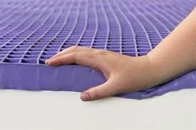 purple mattress. Unique Purple The Trademark Purple Mattress Polymer Grid On Purple Mattress