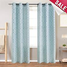 Geometric Pattern Curtains Best Amazon Jacquard Curtains For Living Room Trellis Geometric
