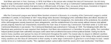 karl marx essay essay on karl marx poverty essay thesis karl marx  on karl marx essay on karl marx