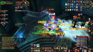 Wotlk 3 3 5a Shadowmourne Fury Warrior Aoe Dps Deathbringer Saurfang Icc 25 Hc