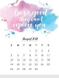 Quotes 2018 Calendar