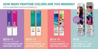 Pantone Color Chart 2018 Which Pantone Color Guide Do You Need Studica Blog