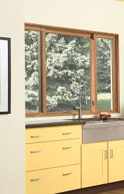 sink windows window glider window over kitchen sink marvin photo