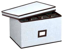 wine glass storage box. Wine Glass Storage Box Crates Edge Glasses Crate And Barrel Want . R