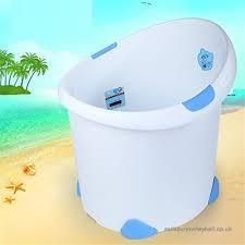 amymgll children s vertical bath tub bath stool maternal and child supplies large wash basin baby