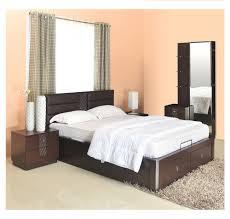 Nilkamal Bedroom Furniture Triumph King Size Bedroom Set King Size Bed Online Home At Home