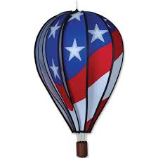 Small Picture Amazoncom Hot Air Balloon 22 In Patriotic Patio Lawn Garden