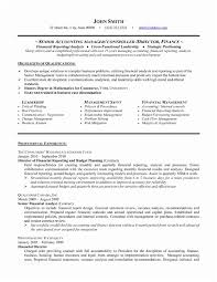 Accounting Resumes Samples Extraordinary 44 Accounting Resume Samples Ambfaizelismail