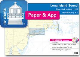 Nv Charts Reg 3 2 Long Island Sound New York To Watch Hill
