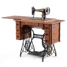 Singer Treadle Sewing Machines