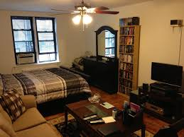 One Room Living Space Decorating Small Apartments Small Modern Apartment Decorating