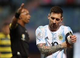 Argentina 1 Colombia 1 (3-2 on pens ...