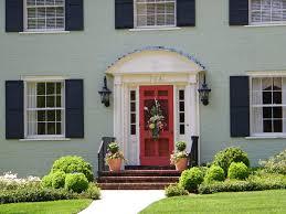 dunn edwards exterior paint colorsHouses Painted Red With House Brick Colors Dunn Edwards Exterior