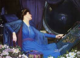 the lady of shalott by sidney harold meteyard painter stained glass artist friend of william morris and edward burne jones