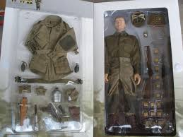 1/6th Dan Summers...Platoon Leader, 101st A/B Division, Normandy 1944...  NRFB... | #1823143182
