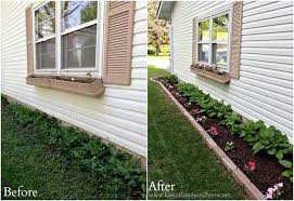 22 Curb Appeal Home Decor Ideas | DIY Outdoor Crafts | DIY Projects | Home  landscaping, Backyard makeover, Front yard landscaping