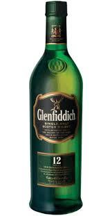 glenfiddich 12 yr old 70cl