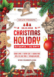 christmas event flyers templates holiday event flyer template 69 best flyer images on pinterest